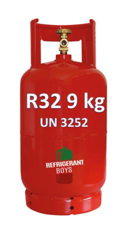 9 KG GAS R32